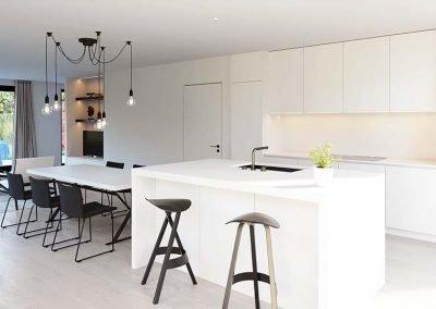 Langwater - bouwproject - voorbeeld keuken
