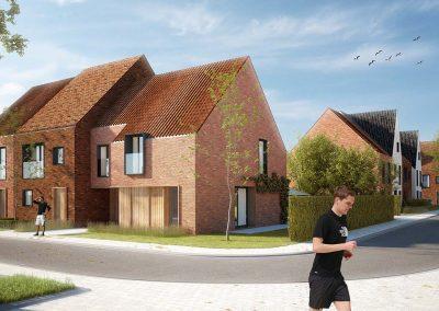Langwater - bouwpromotor - huis te koop - Kortirjk