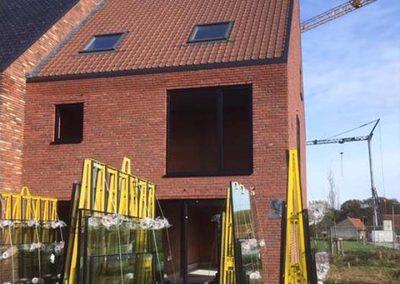 Langwater november 2018 - bouwproject - nieuwbouwwoningen