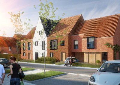 Langwater project Kortrijk