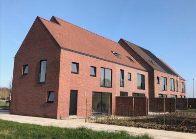 Langwater Kortrijk - nieuwbouwproject