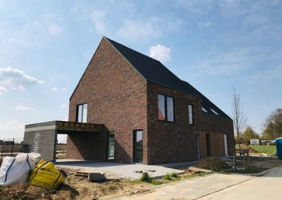 Bouw nieuwbouw Kortrijk