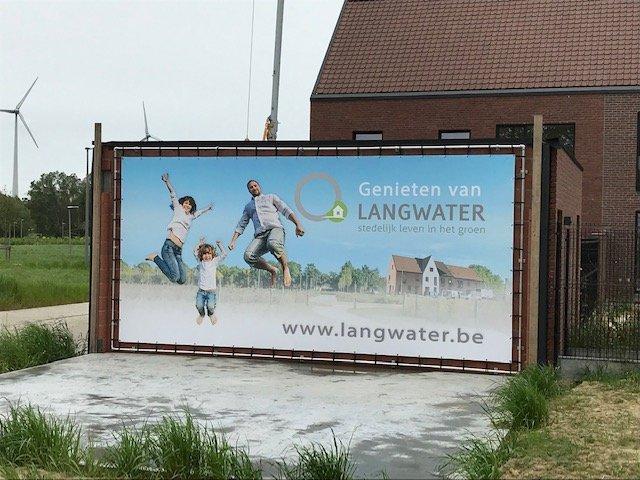 Langwater - Bouwproject - Kortrijk