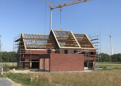 Langwater - nieuwbouwbouwproject Kortrijk