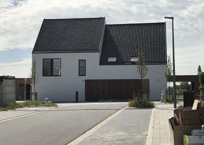 Langwater - nieuwbouwbouwproject Kortrijk - koppelwoning