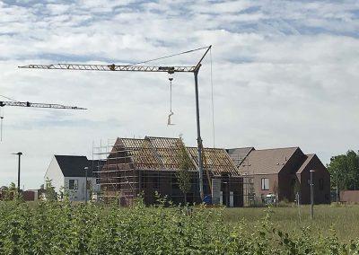 Langwater - bouwproject Kortrijk