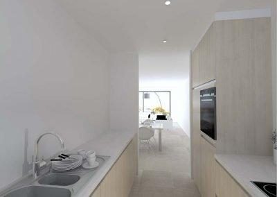 Lot 92 - keuken - Langwater
