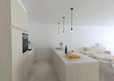 Lot 93 - Langwater - keuken