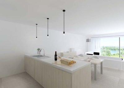 Lot 93 - keuken - Langwater