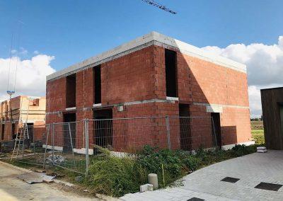 LAngwater bouw woning