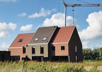 Langwater woningbouw Kortrijk okt 2019
