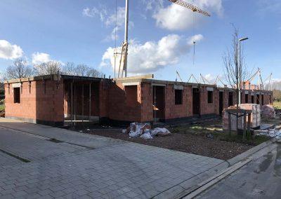 Project Langwater Kortrijk - woningen te koop