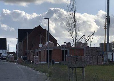 Project Langwater Kortrijk - woningen te koop -