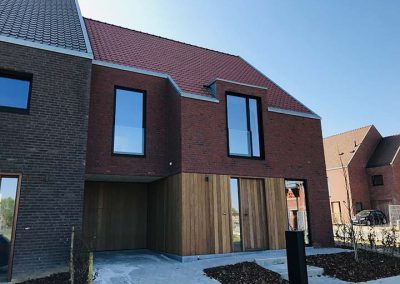 Langwater - woonproject Kortrijk april 2020