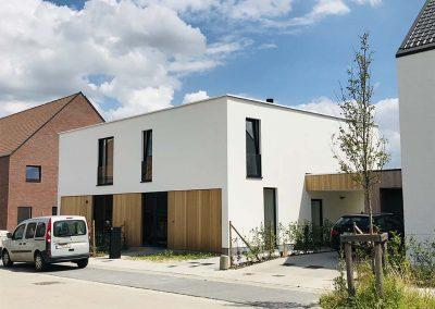 Woonproject Langwater Kortrijk juli 2020
