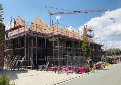 Nieuwbouwwoningen Langwater Kortrijk