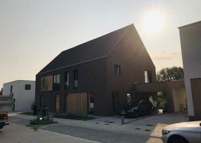 Bouwproject Langwater Kortrijk